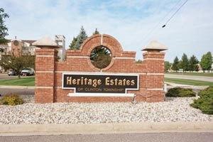 Photo 1 - Heritage Estates, 15430 18 Mile Rd, Clinton Township, MI 48038
