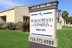 Photo 4 - Acaciawood Village Senior Apartment Homes, 1415 West Ball Road, Anaheim, CA 92802