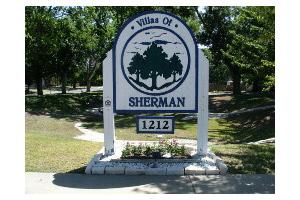 Photo 2 - Villas of Sherman, 1212 W. Center, Sherman, TX 75092