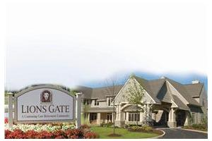Lion's Gate, 1110 Laurel Oak Road, Voorhees, NJ 08043